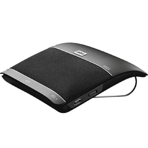 Bluetooth Speakerphone jabra 2467480 freeway in car bluetooth speakerphone at the