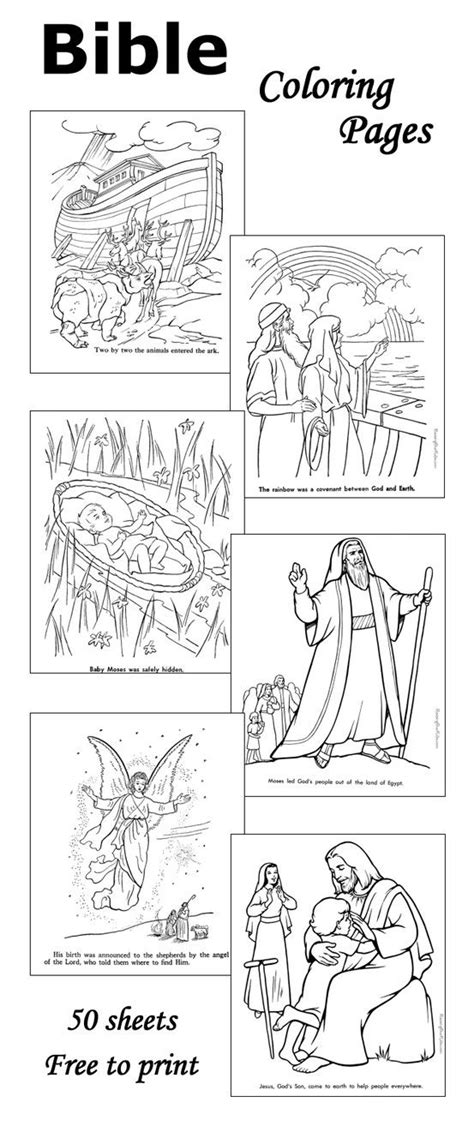my bible story coloring book the books of the bible books bible coloring pages 50 sheets kid stuff