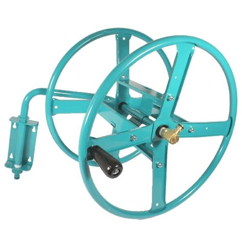 wall mounted garden hose reel smalltowndjs