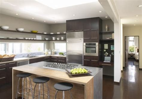 Small Contemporary Kitchen Designs Modern Small Kitchen Design Home Design Ideas