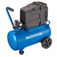 mastercraft 6 gallon hotdog air compressor canadian tire