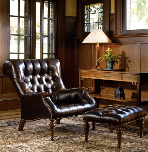 Living Room Leather Furniture Leather Living Room Chair