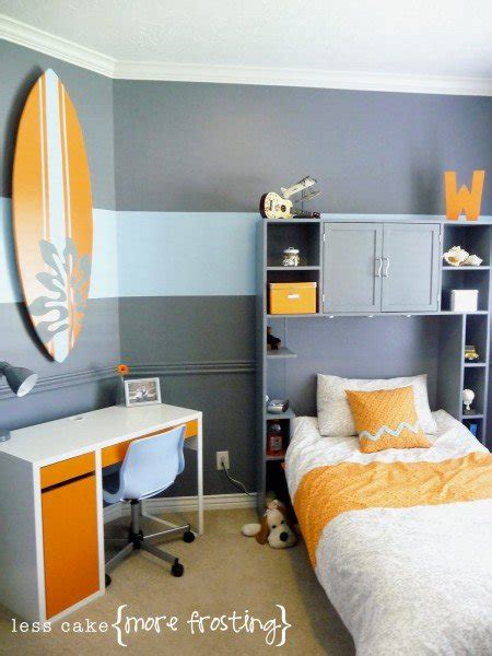 surf bedroom tween boy bedroom ideas renovation decoration