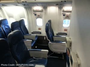 do exit row seats recline on american airlines delta 767 300 domestic seat review 2015 delta mileage