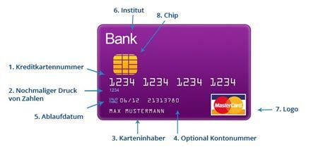 kreditkarten nummer visa was steht wo auf der kreditkarte