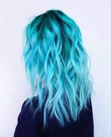 pretty colors to dye your hair best 25 blue hair ideas on blue hair dye