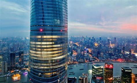 shanghai sprawling  chinese mega citys