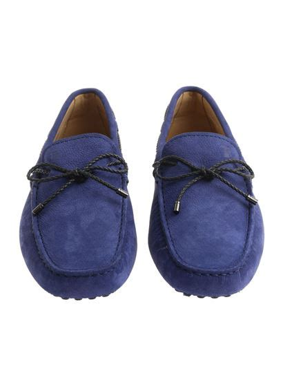 tod s summer 2018 electric blue loafers with pebbles xxm0gw05473tnpu607