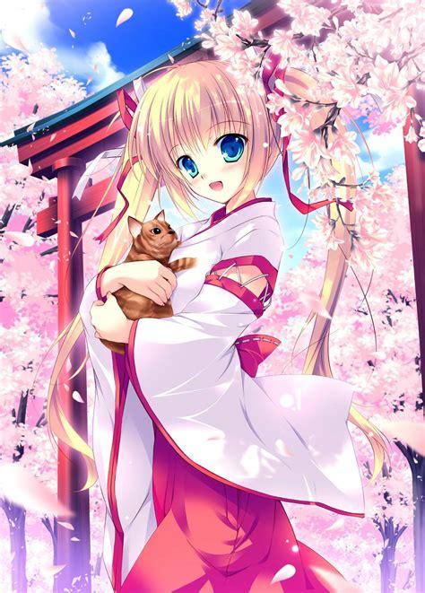 blonde anime schoolgirl anime girl cute blonde anime girl cute blonde anime