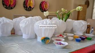 Organized Kitchen Ideas simplejoys a cooking birthday party