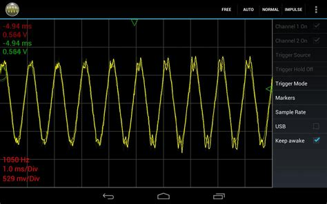 android oscilloscope oscilloscope pro android apps on play