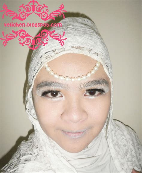 Maskara Transparan Wardah velichen s iseng the princess of simple makeup