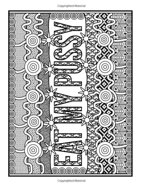 learn curse words and vulgar expressions books awesome f cking patterns an coloring