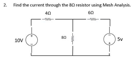 the current through the 20 ohm resistor does not change electrical engineering archive january 29 2017 chegg