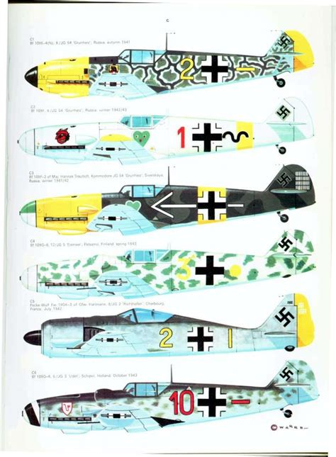 luftwaffe in colour volume 1612004555 689 best marking bf 109 images on air force luftwaffe and ww2 aircraft