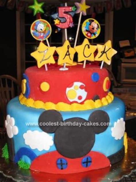 mickey mouse birthday party ideas  tips  stress  party preparation jareceqyk