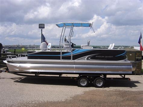 apex fishing pontoon boats 2015 new apex marine angler qw 820 24 pro pontoon boat for