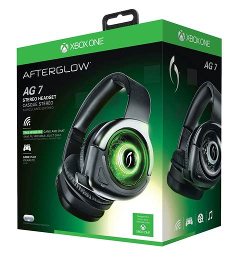 xbox wireless headset charger a truly wireless headset for the xbox one the afterglow ag 7