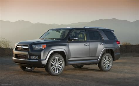 2011 Toyota 4 Runner Toyota 4runner Limited 2011 Widescreen Car Picture