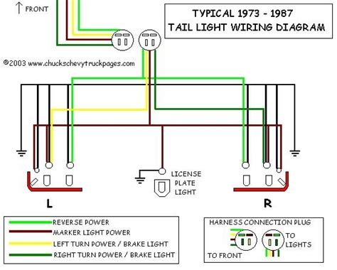 84 chevy truck wiring diagram wiring diagram and