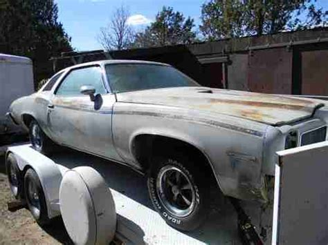 1973 Pontiac Gto For Sale Find Used 1973 Pontiac Gto 400 Gto In Tijeras New