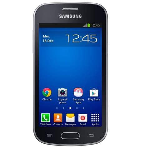 samsung galaxy tend samsung galaxy trend lite noir achat smartphone pas cher