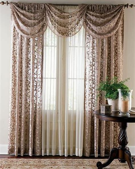 Modern Drapery Ideas modern curtain styles ideas home d 233 cor