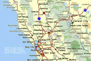 chico california map where is chico california map