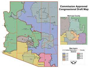 map of arizona congressional districts justice 2011 11 20