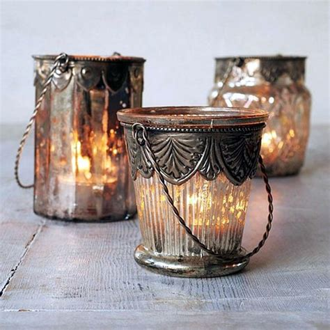 three glass votive tea antique vintage light holders by 40 ways tea lights can make your home look more adult