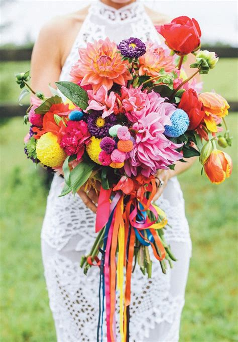 hello may 183 bridal bouquet inspiration