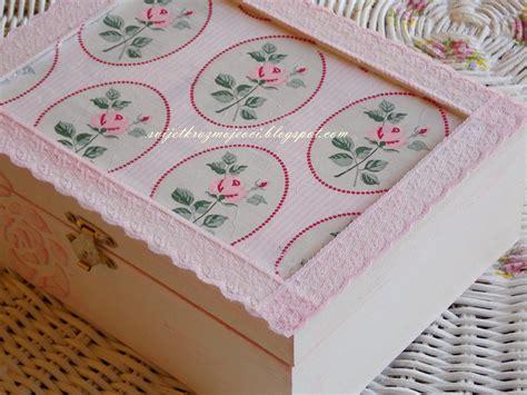 fabric decoupage projects 15 beautiful lace decoupage projects