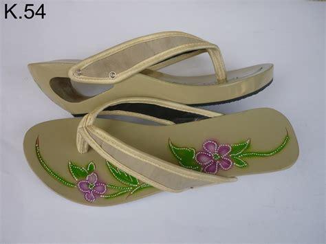 Sandal Kelom Geulis Terbaru C061 grosir sandal wanita sandal wanita