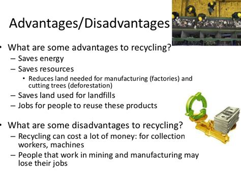 Pocket Money Advantages Disadvantages Essay by Managing Waste Recycling