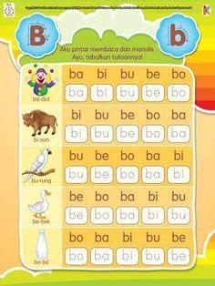 Pintar Dan Teril Menulis 2 belajar mengenal dan menulis huruf abc huruf titik