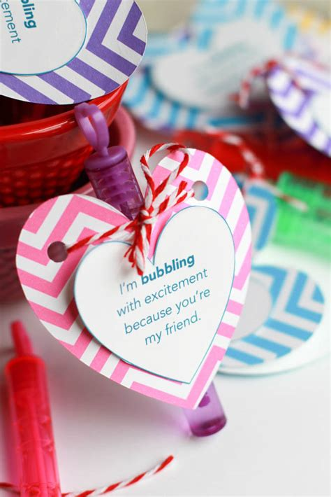 valentines favors easy s day favors printable simply