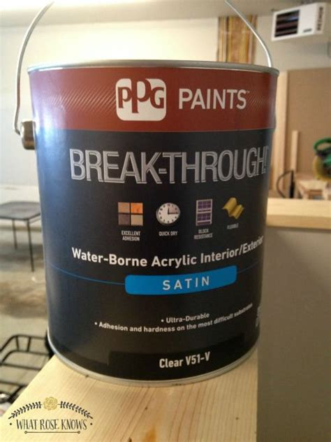 ppg breakthrough paint for cabinets apothecary cabinet ikea rast hack paintjob ikearasthack