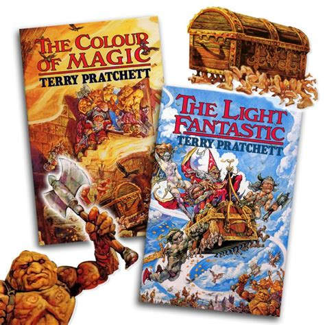 the color of magic book the colour of magic 2nd edition terry pratchett books