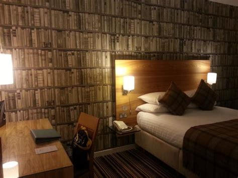 Canterbury Room by Warm Cosy Room With Lovely Wallpaper Picture Of