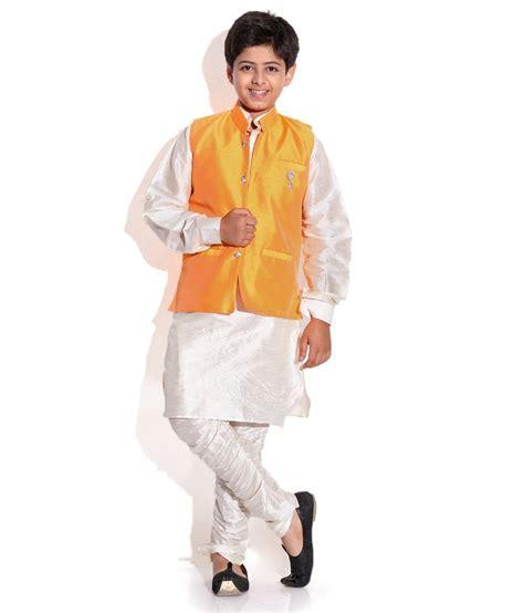 riwaaz cream mehroon color kurta pajama set with jacket riwaaz lemon cream color kurta pajama set with jacket