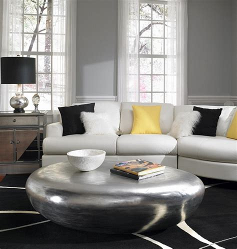 gray home decor gray and yellow living rooms photos ideas and inspirations