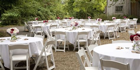 wedding table rentals how to the best tables and chairs for your budget and taste