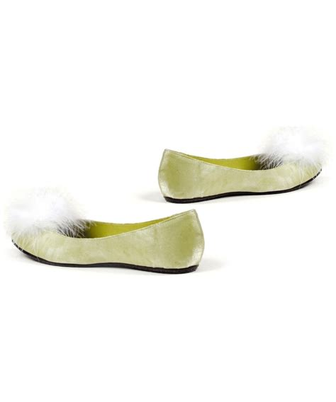 tinkerbell slippers for adults tinkerbell shoes disney costumes
