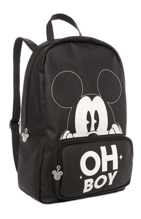 Tas Jansport Disney primark oh boy mickey mouse backpack wish list mickey mouse backpack
