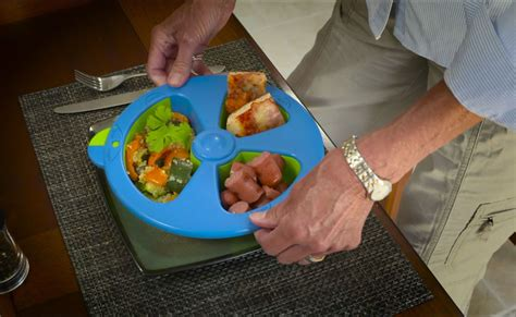 SkinnyPlate Portion Control Plate » Gadget Flow