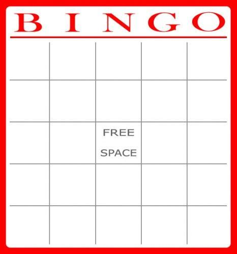 free bingo cards templates 15 best b i n g o images on bingo card