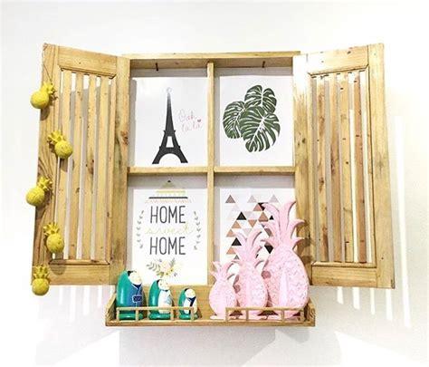 jam dinding 3d dekorasi ruangan cantik desain rumah minimalis dari stik es krim rumah en