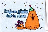 Turkish Happy Birthday Wishes Turkish Birthday Cards From Greeting Card Universe