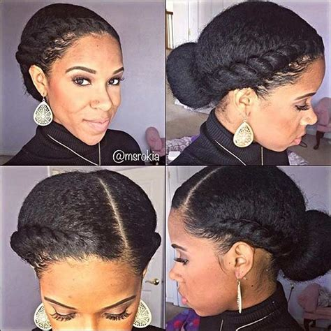 21 Gorgeous Flat Twist Hairstyles   StayGlam