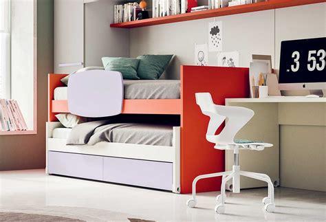 letto singolo basso letto estraibile singolo lobby basso clever it